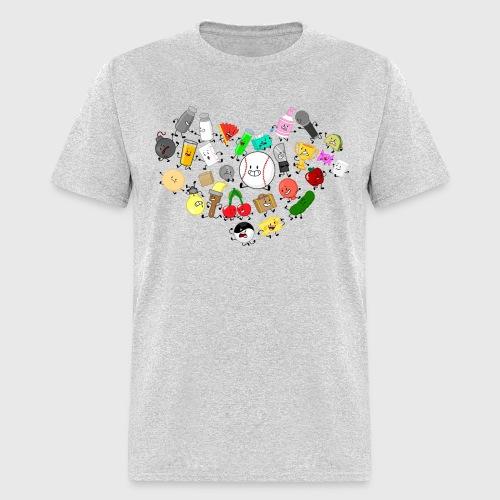 Inanimate Insanity Heart Group - Men's - Men's T-Shirt