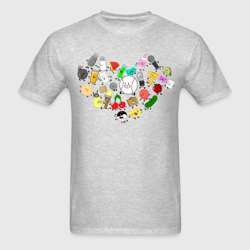Inanimate Insanity Heart Group - Men's - Men's T-Shirt