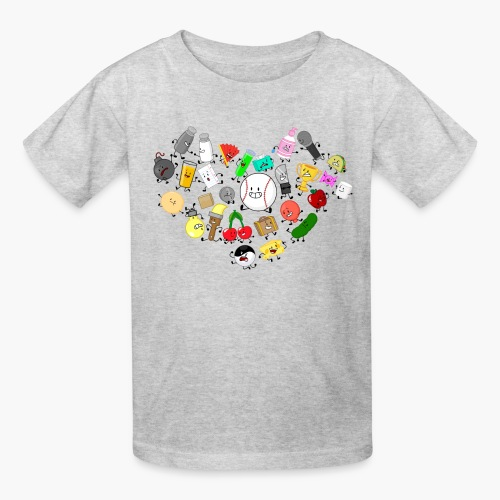 Inanimate Insanity Heart Group - Child's - Kids' T-Shirt