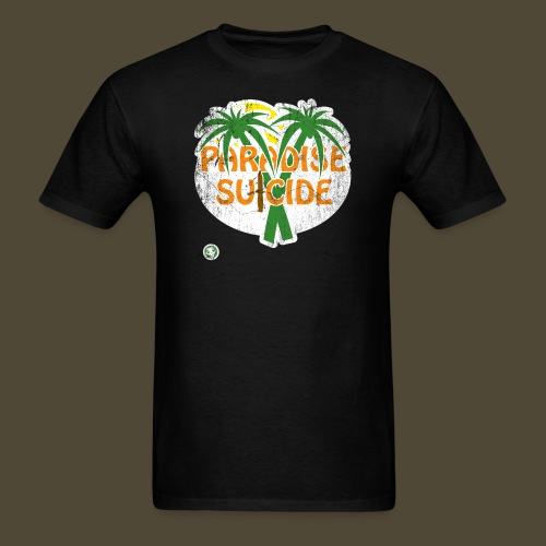 Paradise Suicide - Men's T-Shirt
