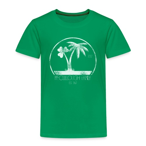 TODDLER BOYS TEE - Toddler Premium T-Shirt
