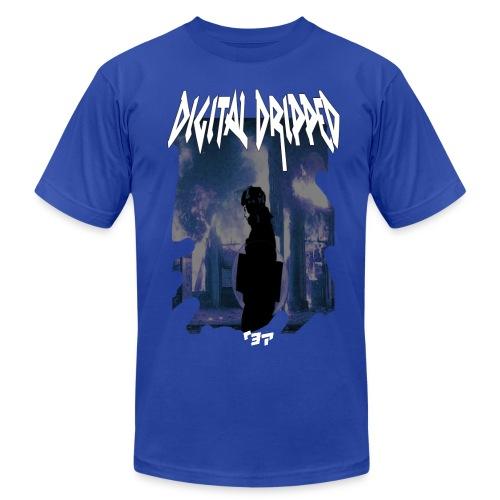 DD Leak 93 Rockband shirt - Men's  Jersey T-Shirt