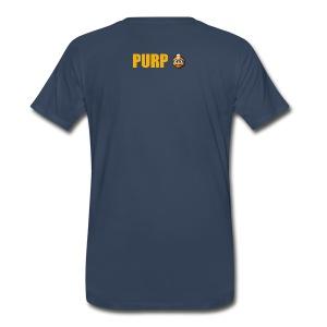 KSU Shirt Purp Stock Icon Personalized - Men's Premium T-Shirt