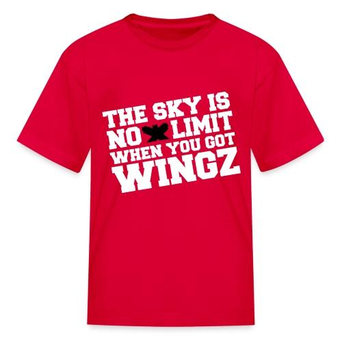 No limit kids - Kids' T-Shirt