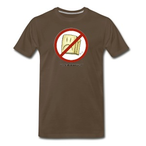 no squares - Men's Premium T-Shirt