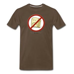 no squares - Men's Premium T-Shirt