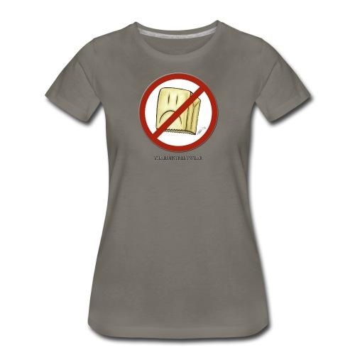 no squares - Women's Premium T-Shirt