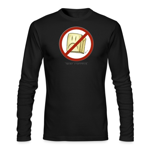 no squares - Men's Long Sleeve T-Shirt by Next Level