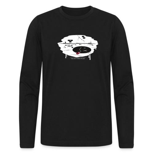 dead spot - Men's Long Sleeve T-Shirt by Next Level