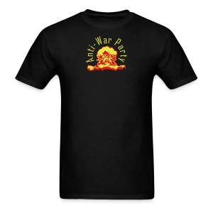 Anti-War Party - Men's T-Shirt