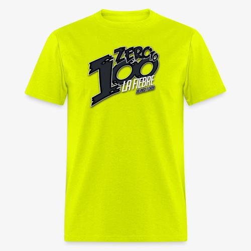 Zero neon Yellow - Men's T-Shirt