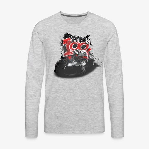 Zero To Big - Men's Premium Long Sleeve T-Shirt