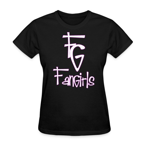 Fangirls - Women's T-Shirt