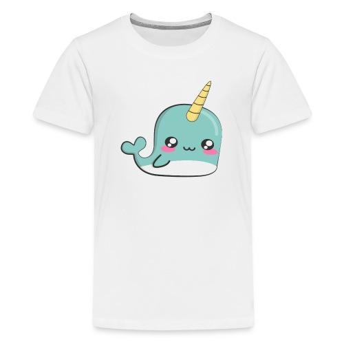 Narwhal (Premium - Kids) - Kids' Premium T-Shirt