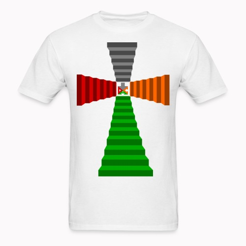 DAC Stairs - Men's T-Shirt