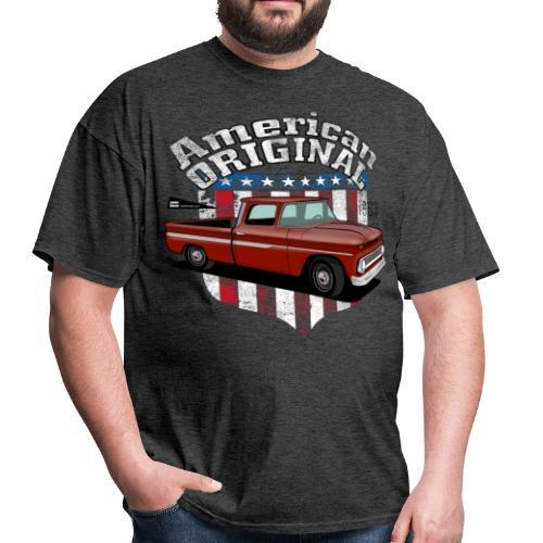 American Original PREMIUM ART Tee RED - Men's T-Shirt