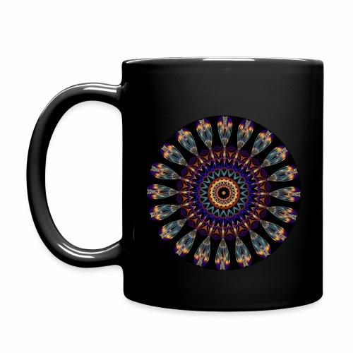 Abstract sun mug - Full Color Mug