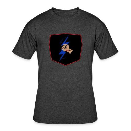 Joe Moravsky 2017 Design (Men) - Men's 50/50 T-Shirt