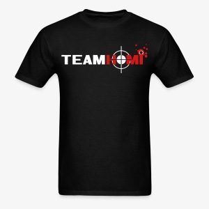 Team Homi - Mens (black) - Men's T-Shirt