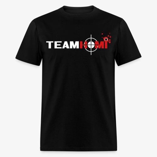 Team Homi - Mens (black) - Men's T-Shirt