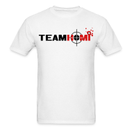 T-Shirts ~ Men's T-Shirt ~ Team Homi - mens (white)