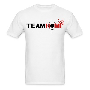 Team Homi - mens (white) - Men's T-Shirt