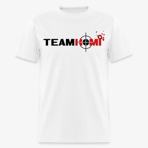 Team Homi - mens (white) - Men's T-Shirt