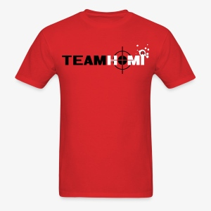 Team Homi - Men's (red) - Men's T-Shirt