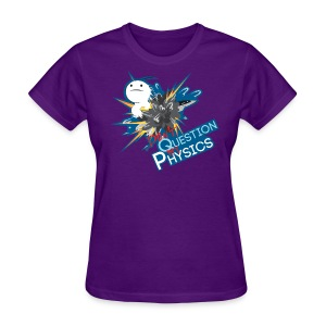 Women's T-Shirt - For the explosive ladies.
