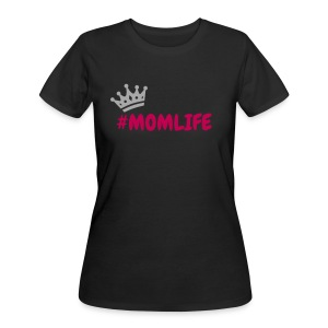 #MOMLIFE - Women's 50/50 T-Shirt