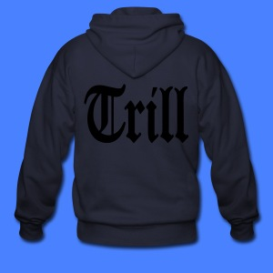 Trill Zip Hoodies/Jackets - stayflyclothing.com - Men's Zip Hoodie