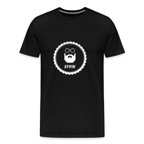 Men's AYMW Tee - Men's Premium T-Shirt
