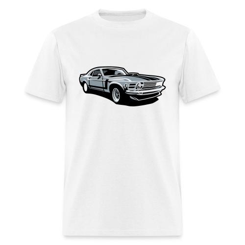 Boss Mustang - Men's T-Shirt