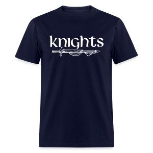 Knights Sword Shirt - Men's T-Shirt