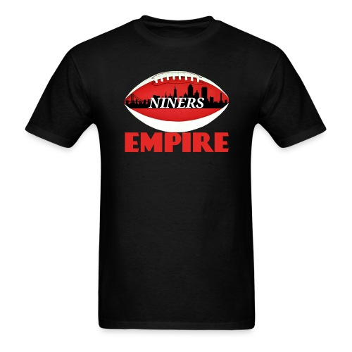 NINERS EMPIRE - Men's T-Shirt