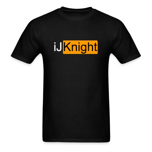 iJKnight Hub Mockery - Men's T-Shirt