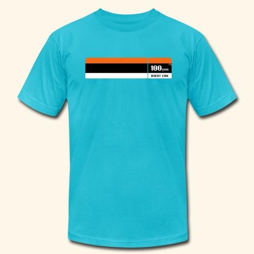 100 Yen - Men's Fine Jersey T-Shirt
