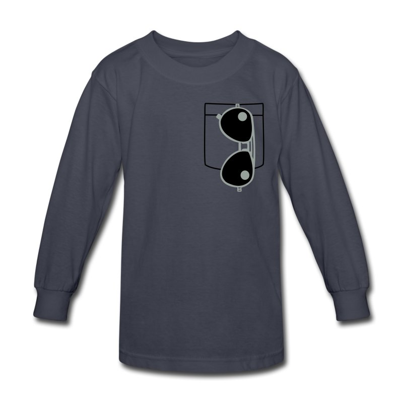 Aviators - Kids' Long Sleeve T-Shirt