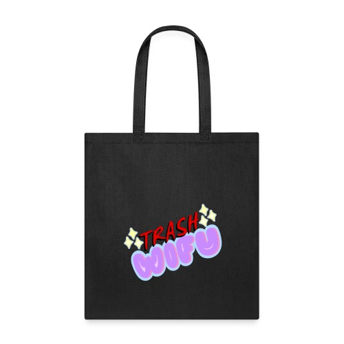 Trash Wifu Tote - Tote Bag