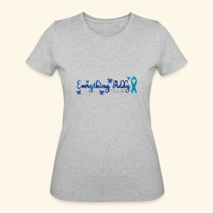 Womens Everything Addy - Women's 50/50 T-Shirt
