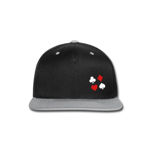 The Emperor's Mind - Snap-back Baseball Cap