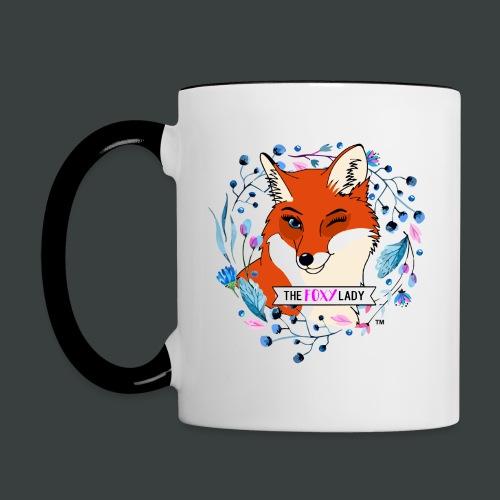 Logo Contrast Mug - Contrast Coffee Mug