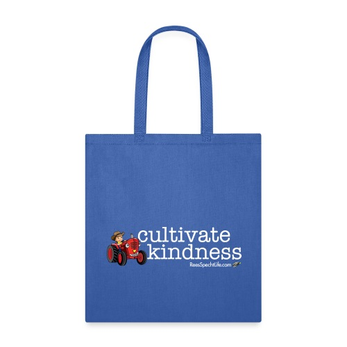 Cultivate Kindness Tote Bag - Tote Bag