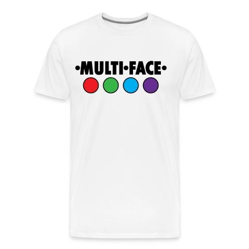 Men Original White Shirt - Men's Premium T-Shirt