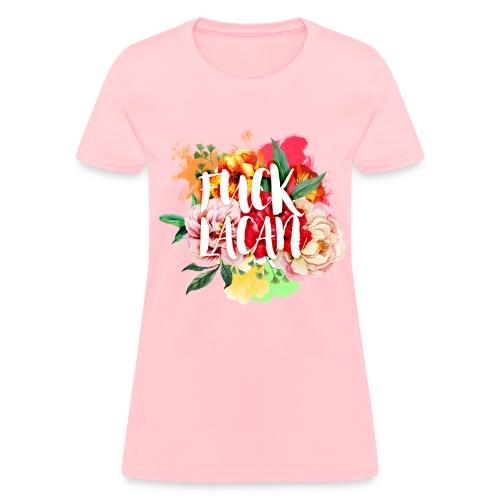 Fuck Lacan - Women's T-Shirt
