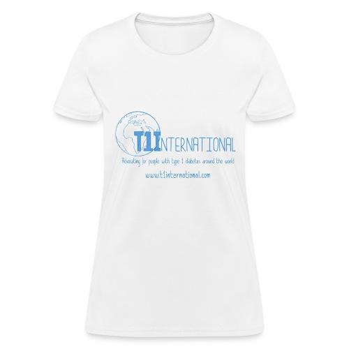 Women's T1International Tshirt - Women's T-Shirt