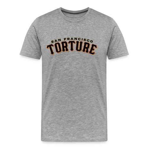 Hurts so good - Men's Premium T-Shirt