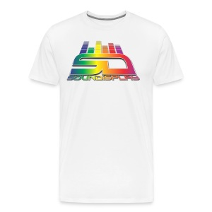 Soundisplay Main - Men's Premium T-Shirt