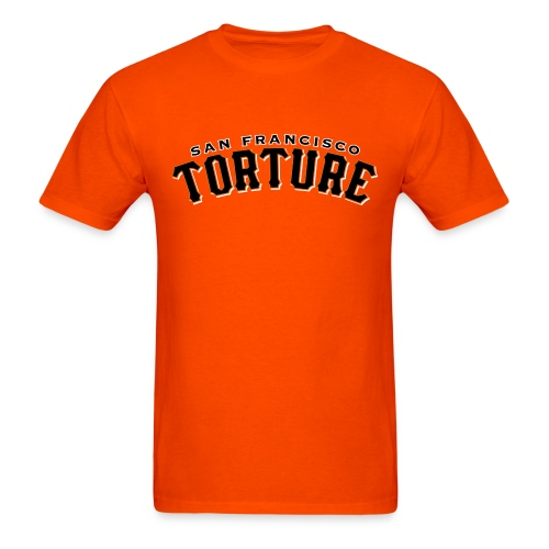 Hurts so good on Friday - Men's T-Shirt