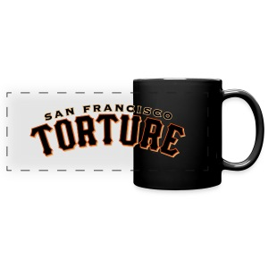 SF torture - drink the pain away - Full Color Panoramic Mug